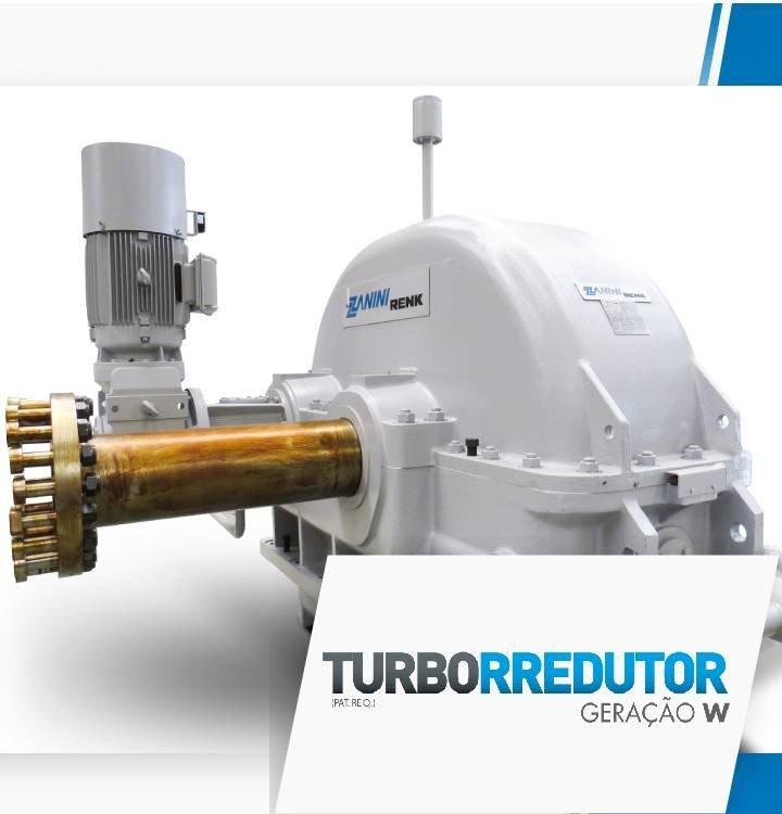 Turborredutor   | Geração W