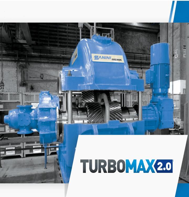 Turborredutor  | Turbomax